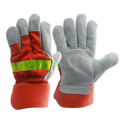 Protective Labor Gloves Fire Proof Heat Work Gloves Safety Welding Gloves