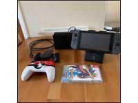 Nintendo switch + accessories