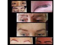Microbladed eyebrows on offer for Two weeks 😍😍😍😍 message me for more details