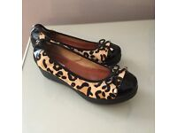 La Mode Animal Print Shoes