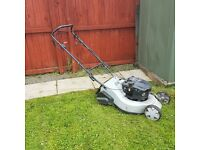 Masport Commercial Petrol Lawnmower