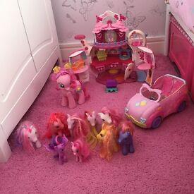 My Little Pony Toy Bundle