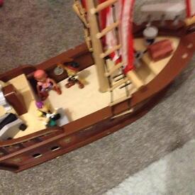 Jake and the Netherland pirate set disney