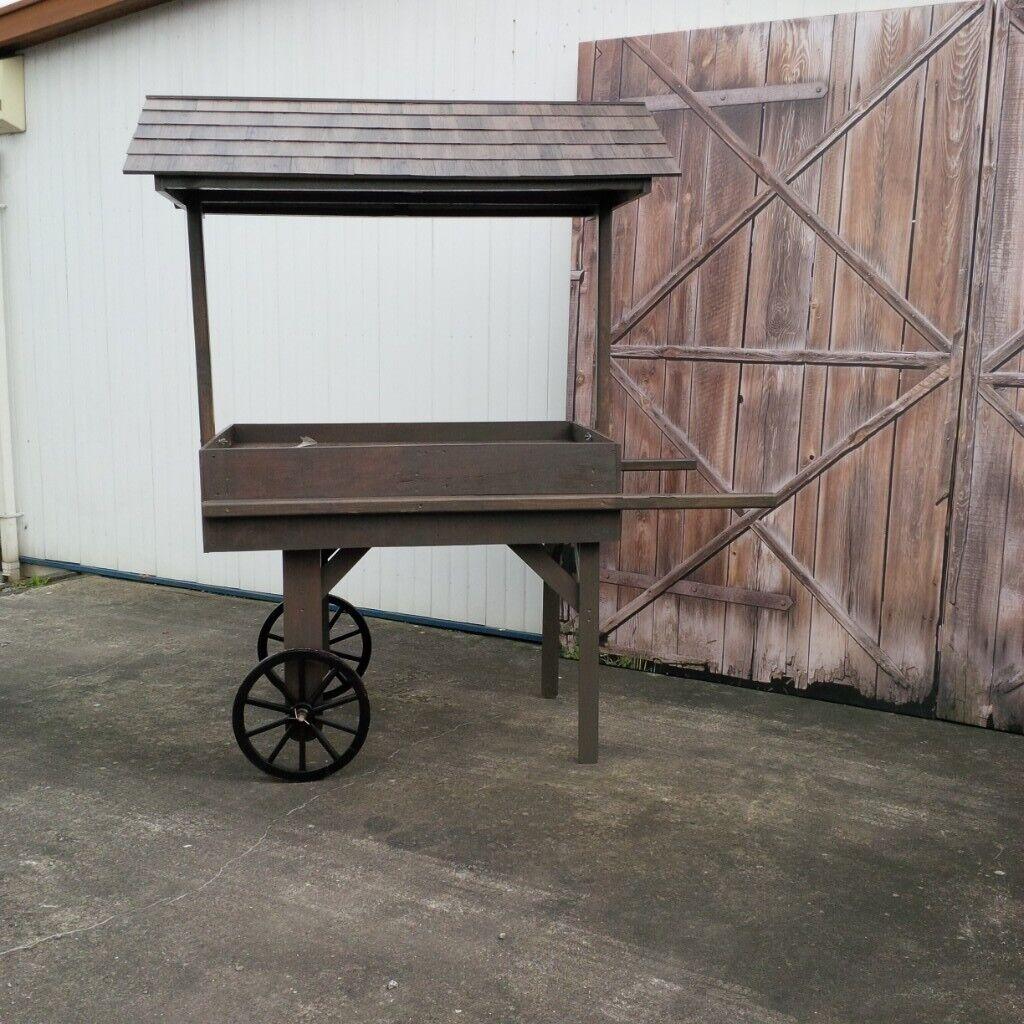 Wooden Hand Built Candy Cart In Bridgwater Somerset Gumtree