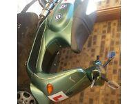 vespa 125cc et4 for sale!!