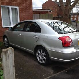 TOYOTA AVENSIS 2006 1.9 AUTO for sale