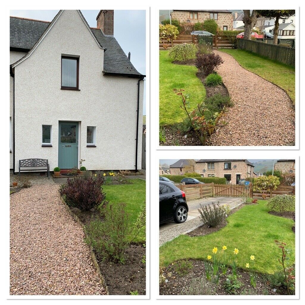 3 Bedroom House For Sale In Dingwall. Scotland