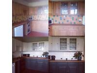 Kitchen Painting - Professional Spray Service Interior Design