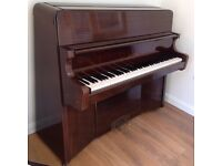 Bentley Upright Piano 7 Octave Exceptional Tone Needs Tuning