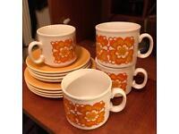 Vintage 1960s Tea / Coffee Set