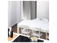BRAND NEW IKEA TURBULENS Ceiling-mounted extractor hood, stainless steel