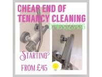 CHEAP END OF TENANCY CLEANING. Free oven cleaning!!!