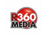 R360 Radio - Volunteer Opportunities