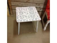 Shabby Chic/Vintage Table
