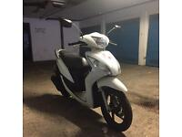 Honda vision 110 (2014) hpi clear 1 owner from new low mileage
