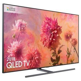 Samsung QE55Q9FN 55 inch 2018 flagship TV QLED LED