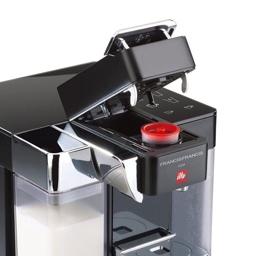 Illy Francis Francis Y5 milk espresso/coffee machine | in Culcheth ...