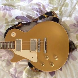 Left Handed Gibson Les Paul