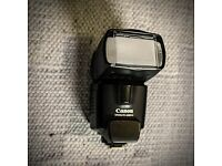 CANON SPEEDLIGHT 430 EXii swivel-head shoe mounted flash unit
