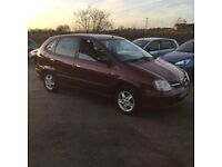 53 reg Nissan tino in vgcondition lovely driving family car ultra reliable Nissan car 1 yrs mot