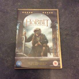 2015 Hobbit battle of 5 armies