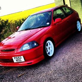 Breaking ej9 everything for sale