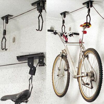 ProPlus Soporte Colgante de Techo para Colgar Bicicleta Ganchos Incluidos
