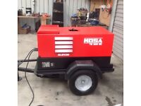 Mosa 300 amp Fast Tow welder 3 phase 10kva