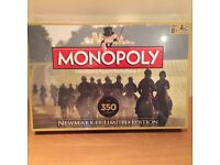 Monopoly- Newmarket Limited Edition(NEW)