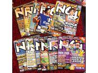 Nintendo N64 and GameCube magazine bundle