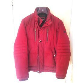 Hugo Boss Puffer Jacket/Coat - Large