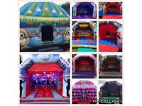£55 Bouncy Castles (Party Packages) (face painting) (balloon modelling) (mascots) MUCH MORE ONLINE