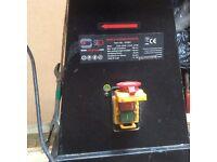Oscillating Spindle Sander