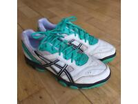 ASICS Gel Lethal Trainers Shoes 8.5 Hockey Cricket Trainer