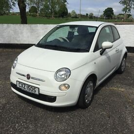 fiat 500 only 45,000 miles