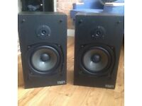 Mordaunt Short MS20 vintage speakers 1982