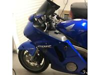 Honda CBR 1100 Super. Blackbird