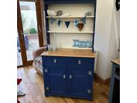 Welsh Dresser upcycled with chalk paint and sealed with wax