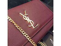 YSL monogram classic chain bag £180