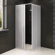 Shower Cabin Enclosure PP Board Aluminium Frame  140788 Mount Kuring-gai Hornsby Area Preview
