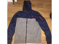 Men's Adidas TEAM jacket (s)