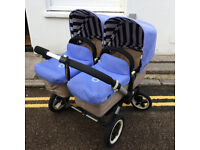 Bugaboo Donkey Twin - With all the extras