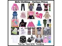 Girls Clothing - various prices