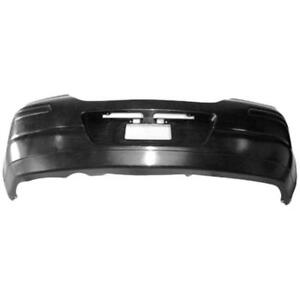 New Painted 2007 2008 2009 2010 2011 2012 Nissan Versa Hatchback Rear Bumper & FREE shipping