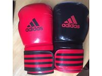 Boxing gloves Adidas brand new