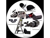 New Skywatcher Synscan GOTO Telescope & Accessories Collection