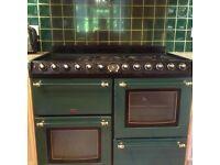Belling Farmhouse Cook Centre dual fuel range cooker