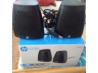 HP S3100 speakers