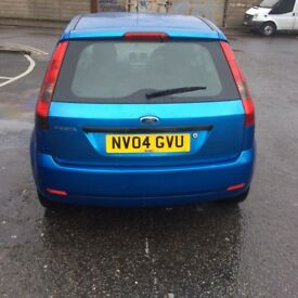Ford first 1.4 manual 3 door