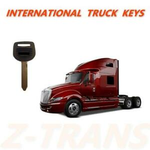 INTERNATIONAL  TRUCK  KEYS